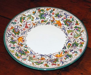 Arabesco Luigi Dinner Plate