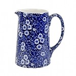 Blue Calico 1 Pint Tankard Jug Medium
