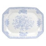 Asiatic Pheasant Rectangular Platter-Second