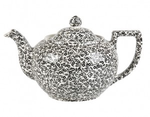 Black Felicity Teapot, Large