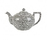 Black Felicity Teapot, Small