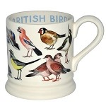 British Birds 1/2 Pint Mug