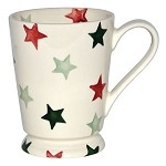 Christmas Star Cocoa Mug