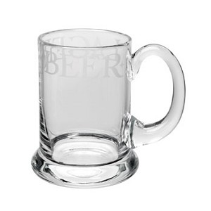 Bridgewater Glass Stein, Small