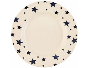 Starry Skies Dinner Plate