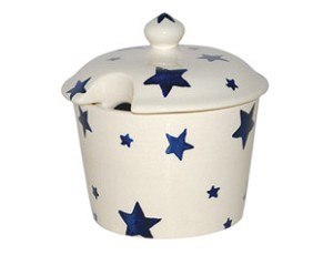 Starry Skies Sugar Pot
