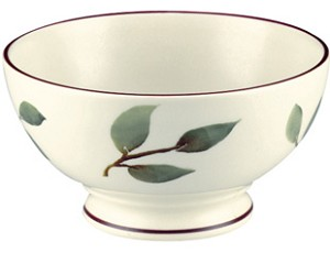 Hellebore French Bowl