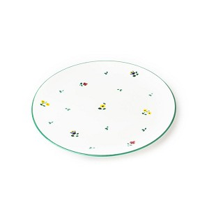 Alpine Flowers Coupe Dinner Plate 9.8""