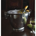 Animale Pewter Ice Bucket