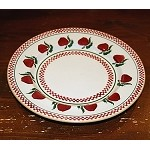 Apple Dinner Plate SECOND