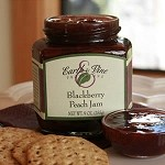 Blackberry Peach Jam