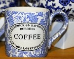 Burgess Chintz Coffee Mug