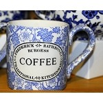 Burgess Chintz Coffee Mug 1/2 Pt