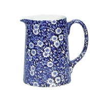 Blue Calico Mini Tankard Jug
