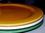 Pichon Uzes Charger Plate, Green SALE