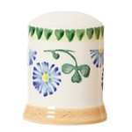 Clover Salt & Pepper Shakers