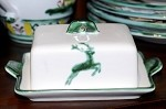 Stag Classic Butter Dish