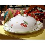 Mille Fleurs Butter/Cheese Dish
