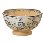 Forget Me Not Vegetable Bowl