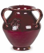 Antica Firenze Vase - Red