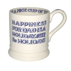 Happiness DAD 1/2 Pint Mug