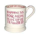 Happiness MUM 1/2 Pint Mug