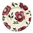 Hellebore Lunch Plate - RETIRED