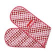 Hearts Double Oven Glove
