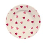 Hearts Lunch Plate