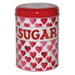Hearts Sugar Tin-RETIRED