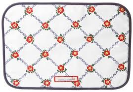 Old Rose Placemats Set/2