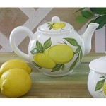Sorrento Lemon Teapot