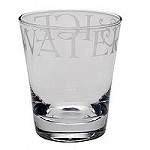 Bridgewater Glass Tumbler Set/6