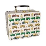Men at Work Lunch Box