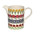 Flowers Measuring Jug