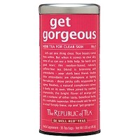 Herb Tea for Clear Skin No. 1 - Get Gorgeous