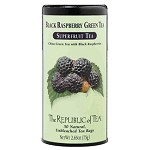Black Raspberry Green Tea