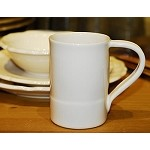 Pichon Uzes Large Mug, Cream