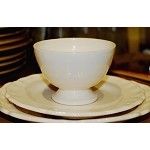 Pichon Uzes French Bowl, Cream