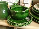 Pichon Floralie Small Bowl Green