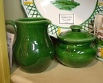 Pichon Uzes Sugar Basin - Green