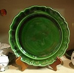 Pichon Provence Dinner Plate - Green SALE