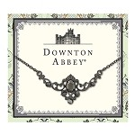 Downtown Abbey® Jeweled Jet Belle Epoque Collar Necklace