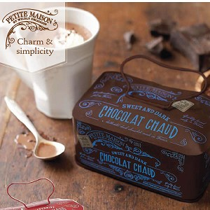 Rich Dark Chocolate Chaud