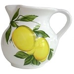Sorento Lemon Pitcher