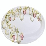 Garlic Oval Platter