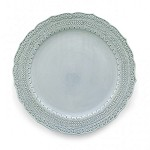 Finezza Blue Dinner Plate