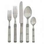 Isabella 5-Piece Flatware Place Setting