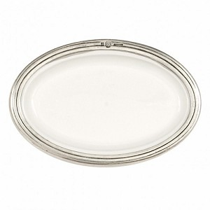 Tuscan Small Oval Dish