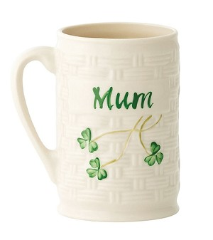 Shamrock Mug and Dad Mug